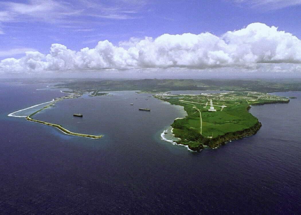 Guam Guam  city pictures gallery : GUAM TERRITORY OF GUAM PAX GAEA COUNTRY REPORT