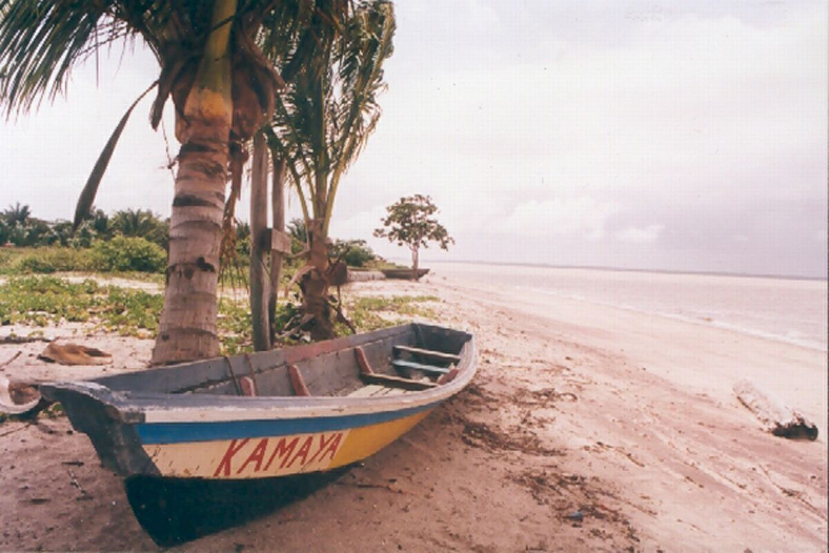 FRENCH GUIANA (DEPARTMENT OF GUIANA) PAX GAEA COUNTRY REPORT