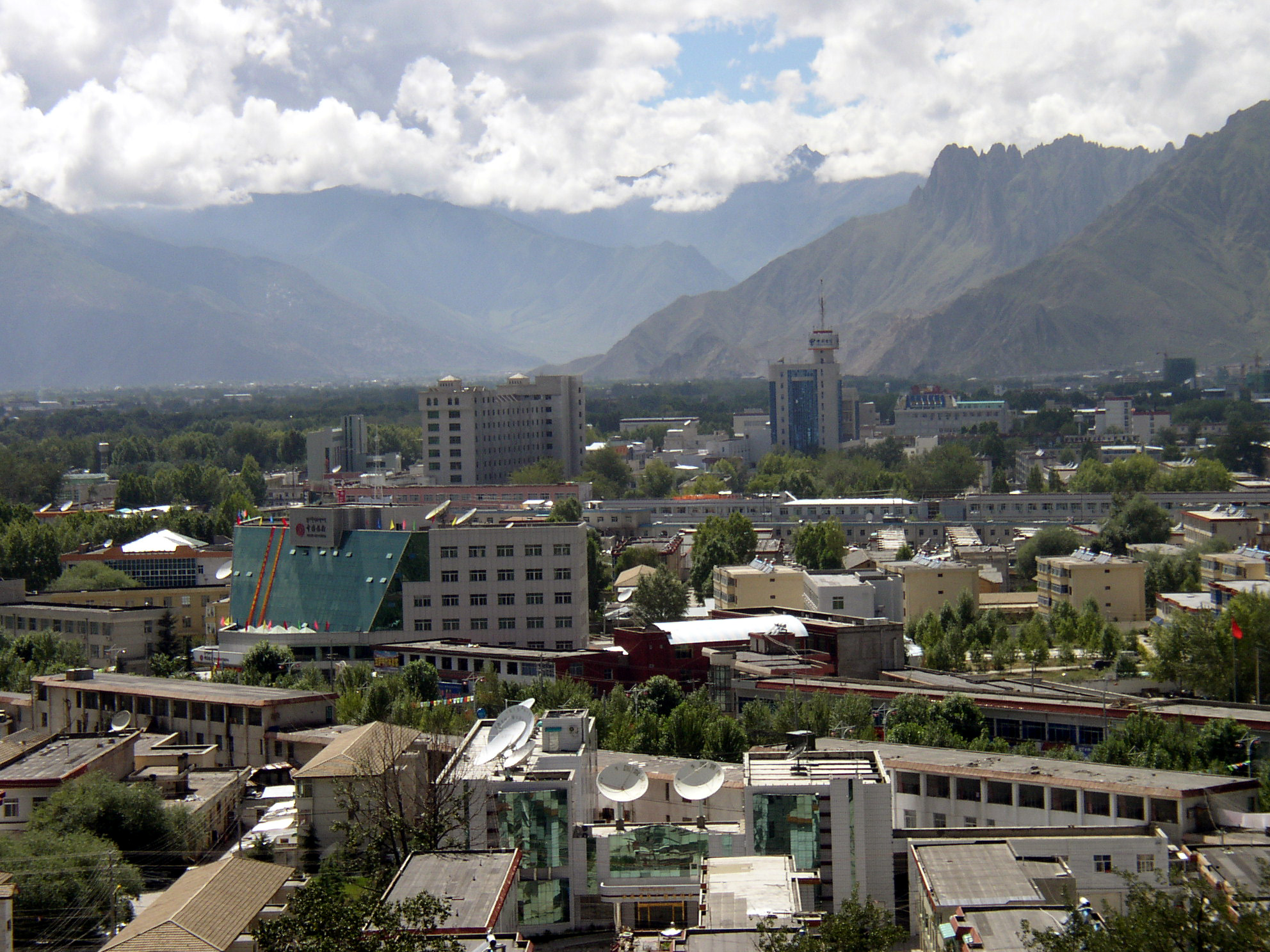 Lhasa China  City pictures : CHINA PEOPLE'S REPUBLIC OF CHINA PAX GAEA COUNTRY REPORT