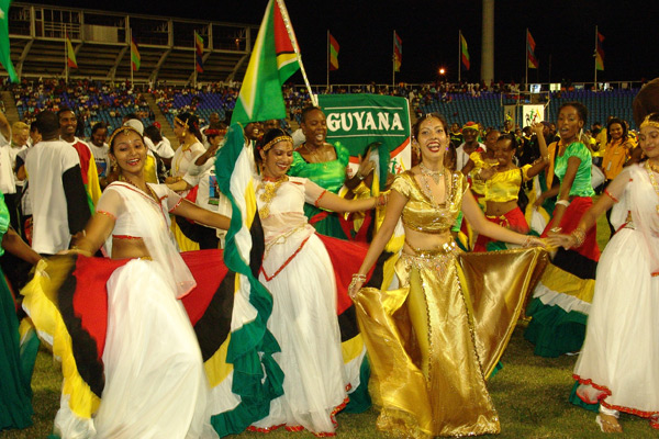 The Long Journey: From India to Guyana - Guyana Chronicle |Guyana Traditional Dress